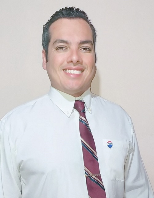 photo of Daniel Contreras